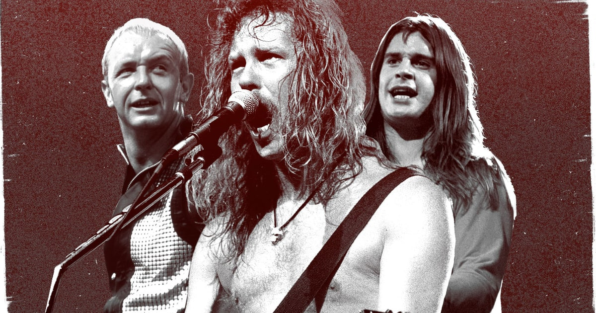 100 Greatest Metal Songs - Rate Your Music