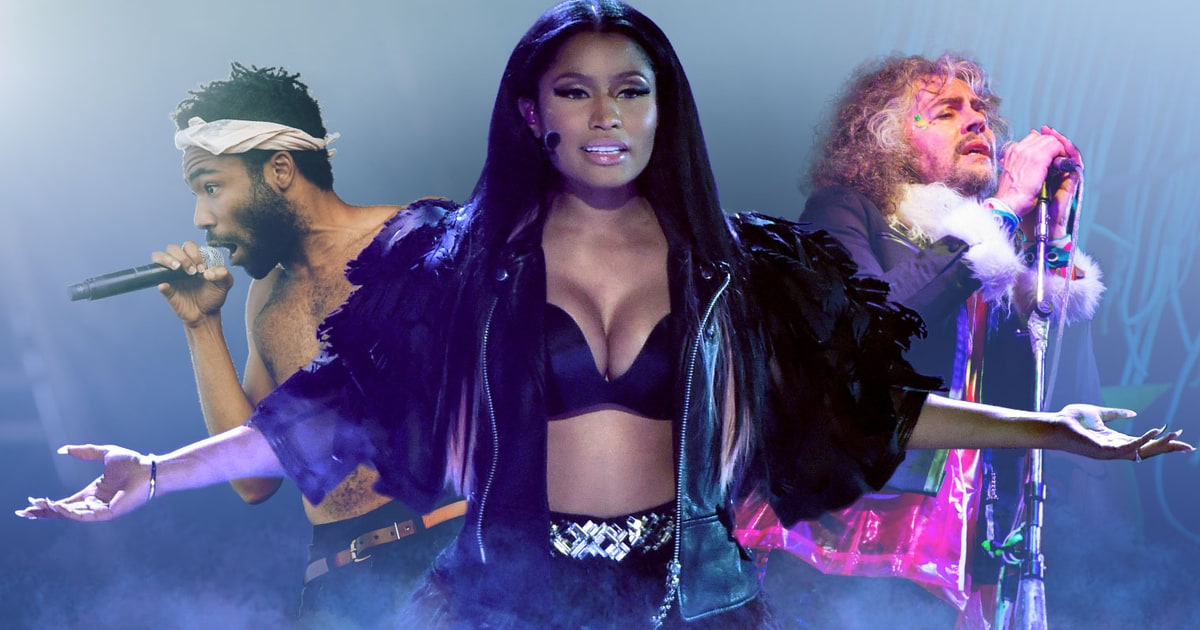 Nicki Minaj Says She Will Not Be Performing at the 2016 Grammys news