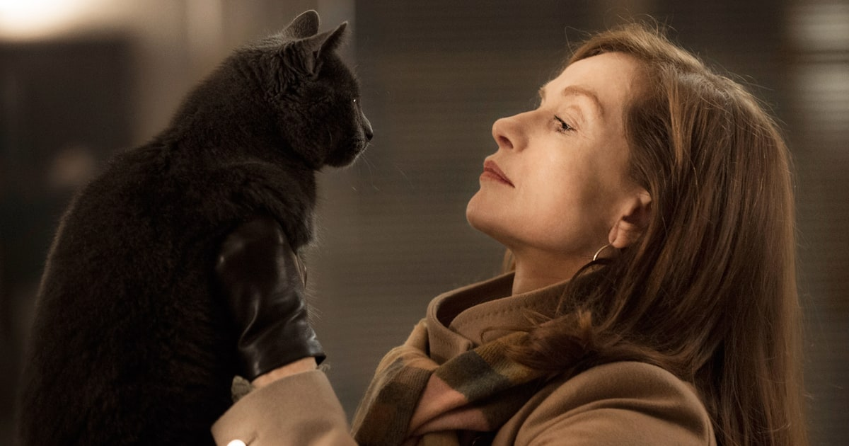 Image result for huppert things to come