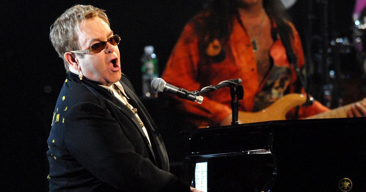 See Elton John Play &q...