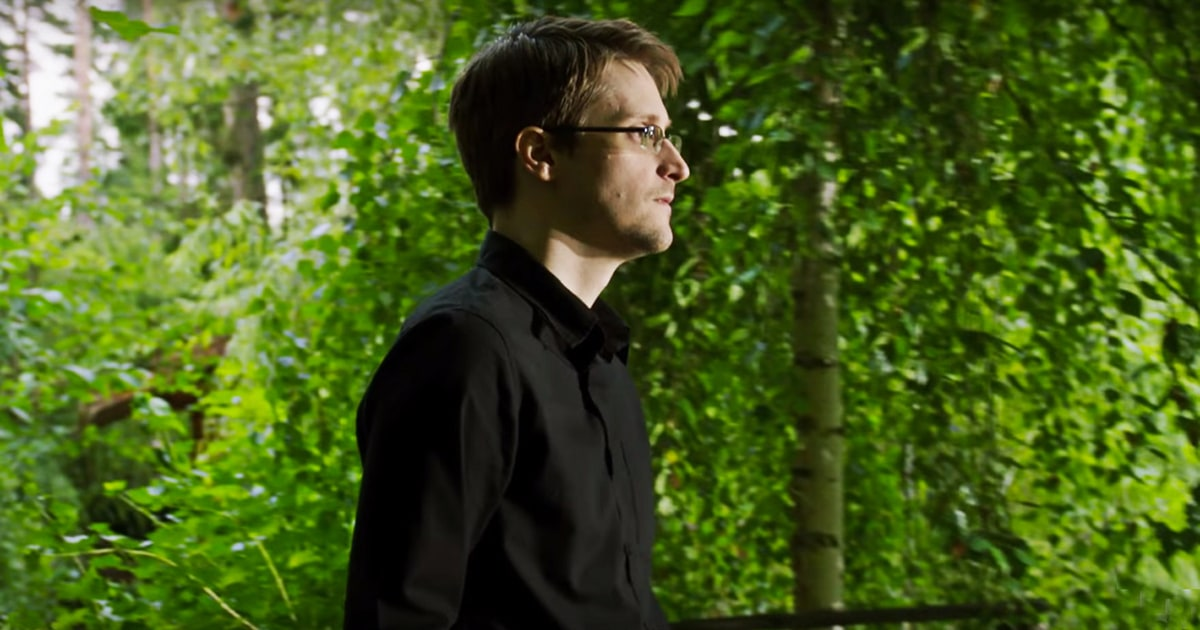 Edward Snowden's New Job: Electronic Music Vocalist news