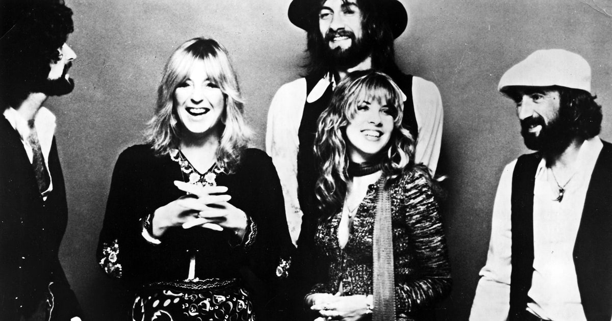 Rock And Roll Games >> Fleetwood Mac Unearth Rare Tracks for 'Tango in the Night' Reissue - Rolling Stone