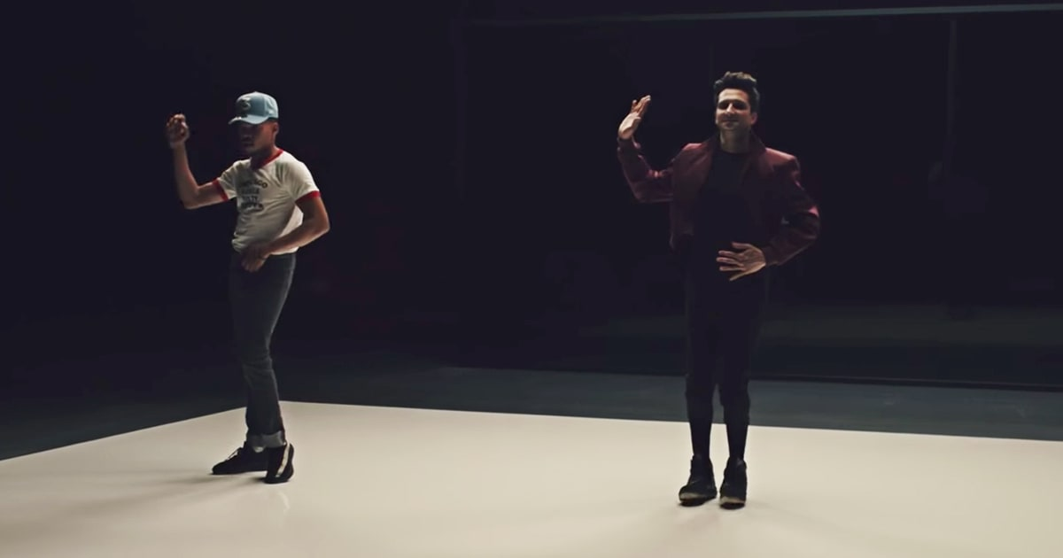See Chance the Rapper, Francis and the Lights' Quirky New Video - Rolling Stone