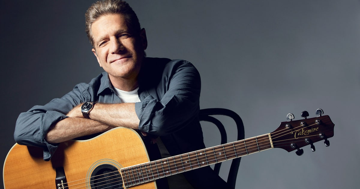 Bob Seger's tribute song to Glenn Frey   100.7 WZXL