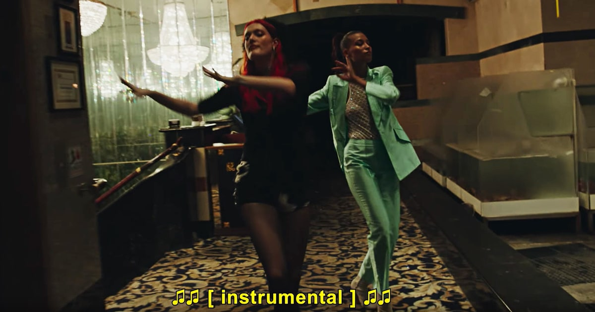 Icona Pop Someone Who Can Dance music videos 2016