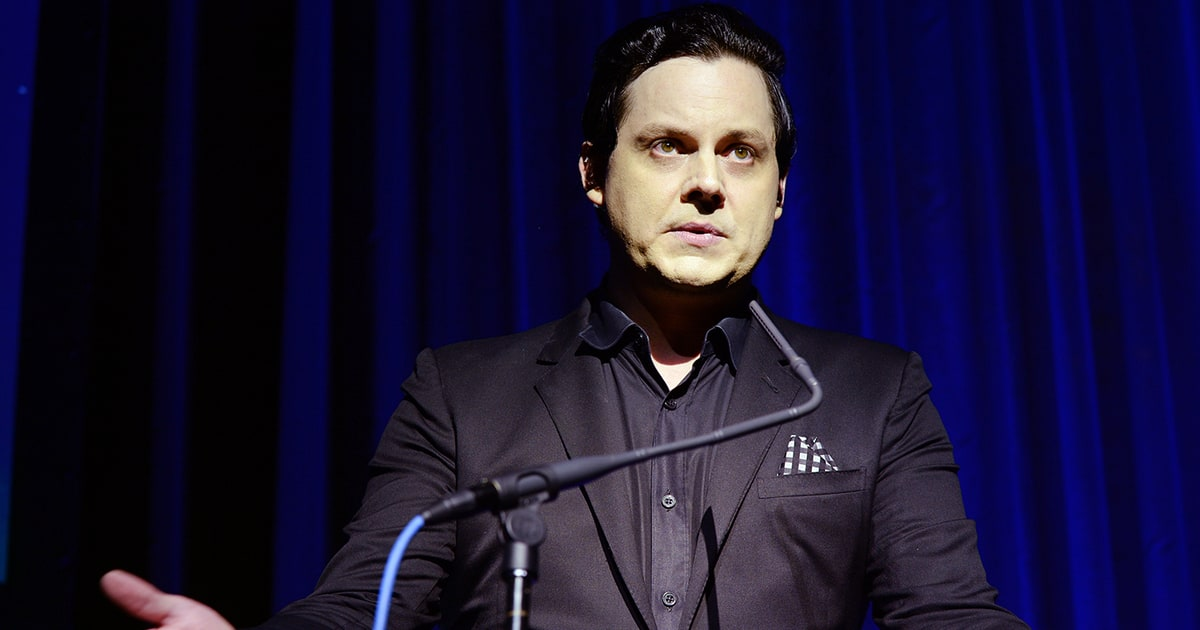 Jack White At Grammy Honors Speech Build Bridges Instead