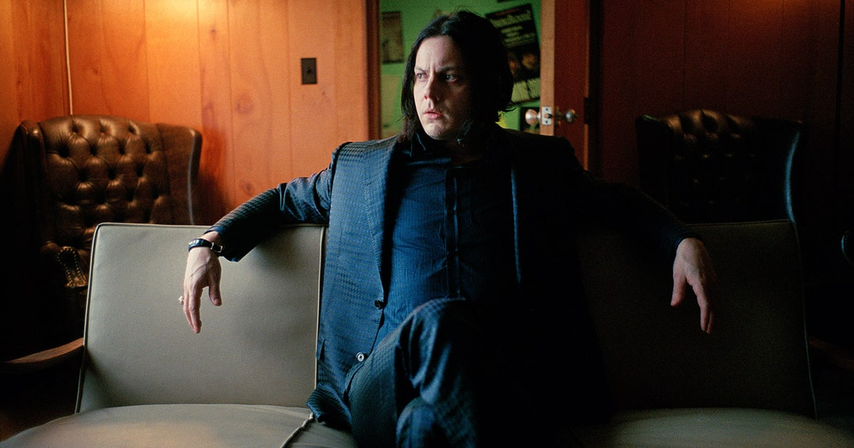 Jack White Redesigns Antique Sofa From Sam Phillips