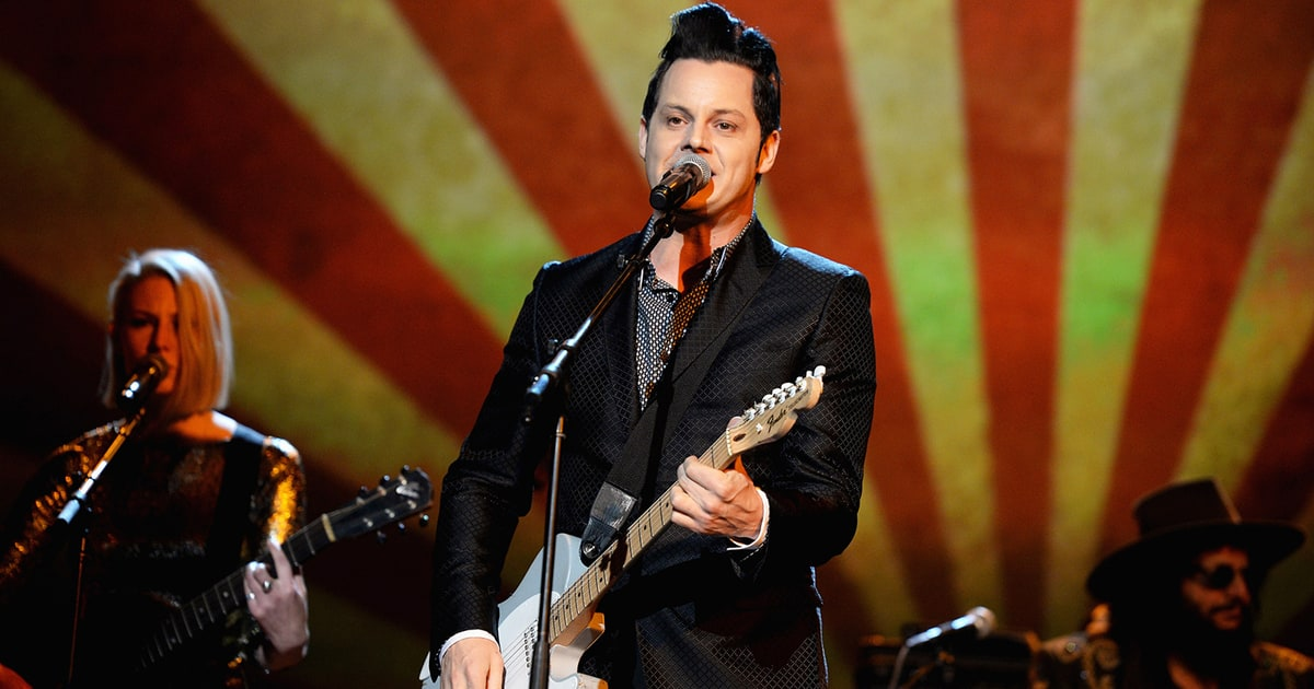 See Jack White's Four Song Set, Margo Price Duet on 'Prairie Home Companion' news