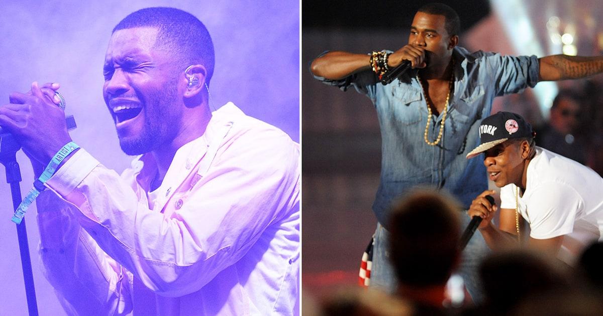 Kanye West, Jay Z, Frank Ocean Win 'Made in America ...