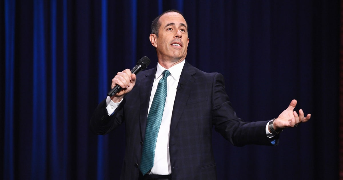 Jerry Seinfeld Show About Nothing Tag Is Nonsense