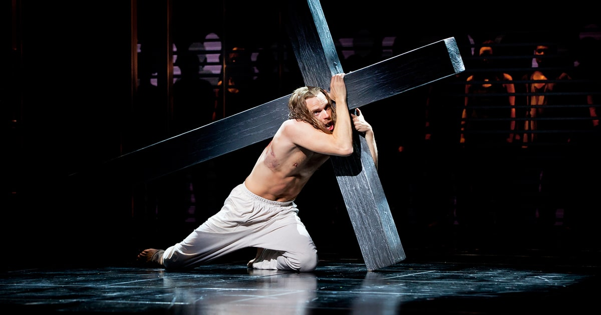 NBC Plots Live 'Jesus Christ Superstar' for Easter 2018 ...