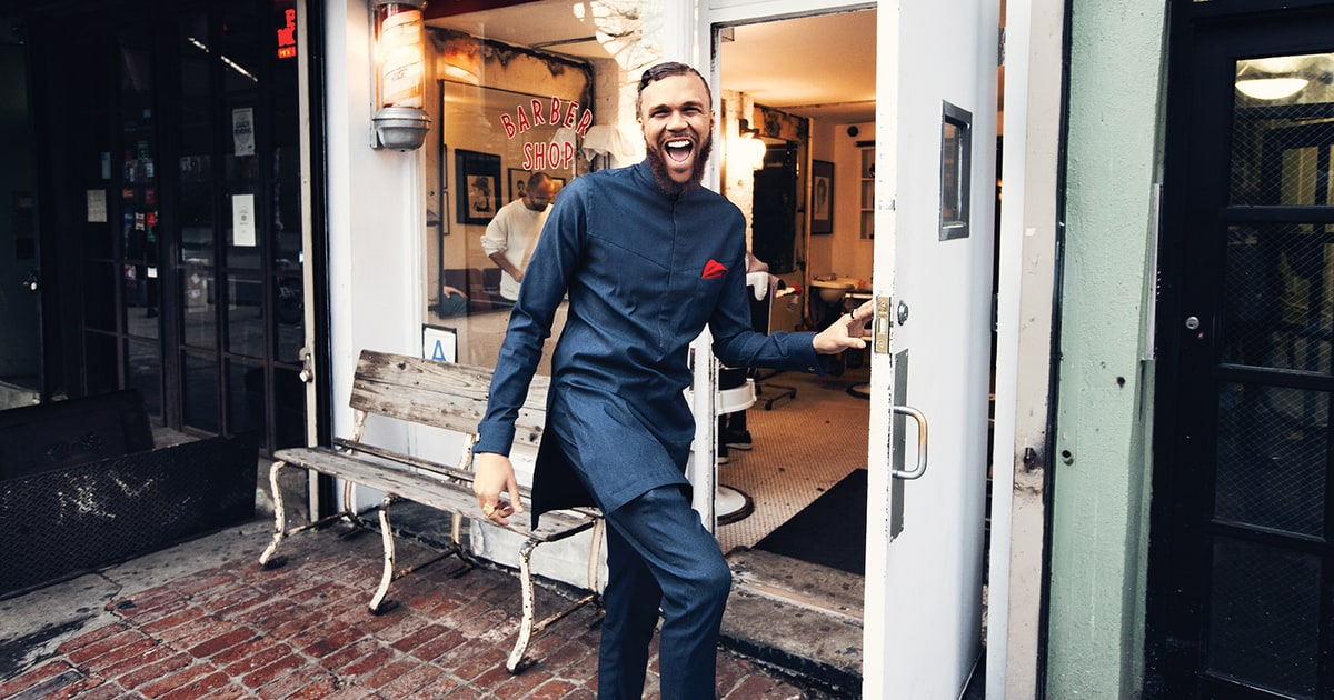 Jidenna Inside 39 Classic Man 39 Singer 39 S Quest For Excellence Rolling Stone