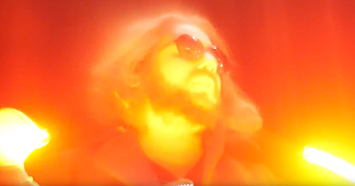 Hear Jim James' Space Funk Odyssey 'Everything (The Universe)' news
