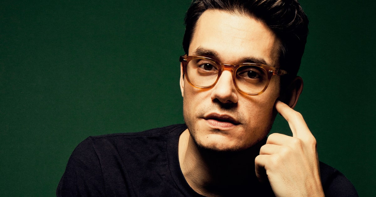 John Mayer's New Light music video is delightfully weird, and you'll love it