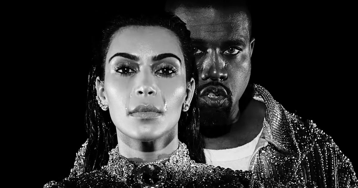 Kanye West & Kim Kardashian style it up at the Vogue 100 Gala Dinner in London. ... instagram