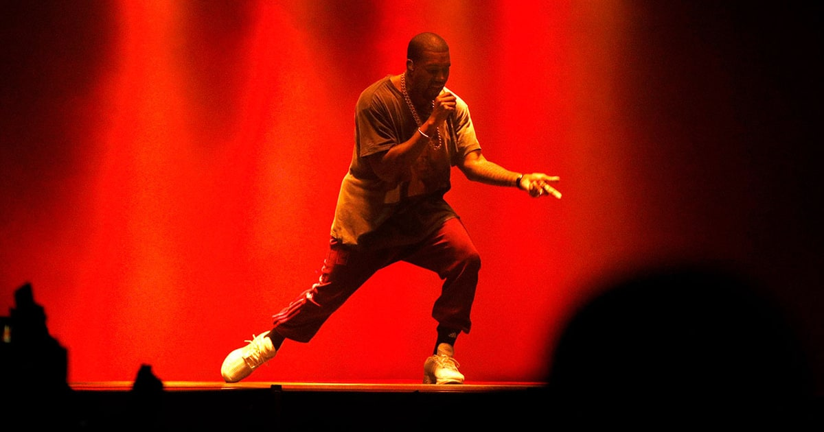 Kanye West Announces Second Leg Of Saint Pablo Tour