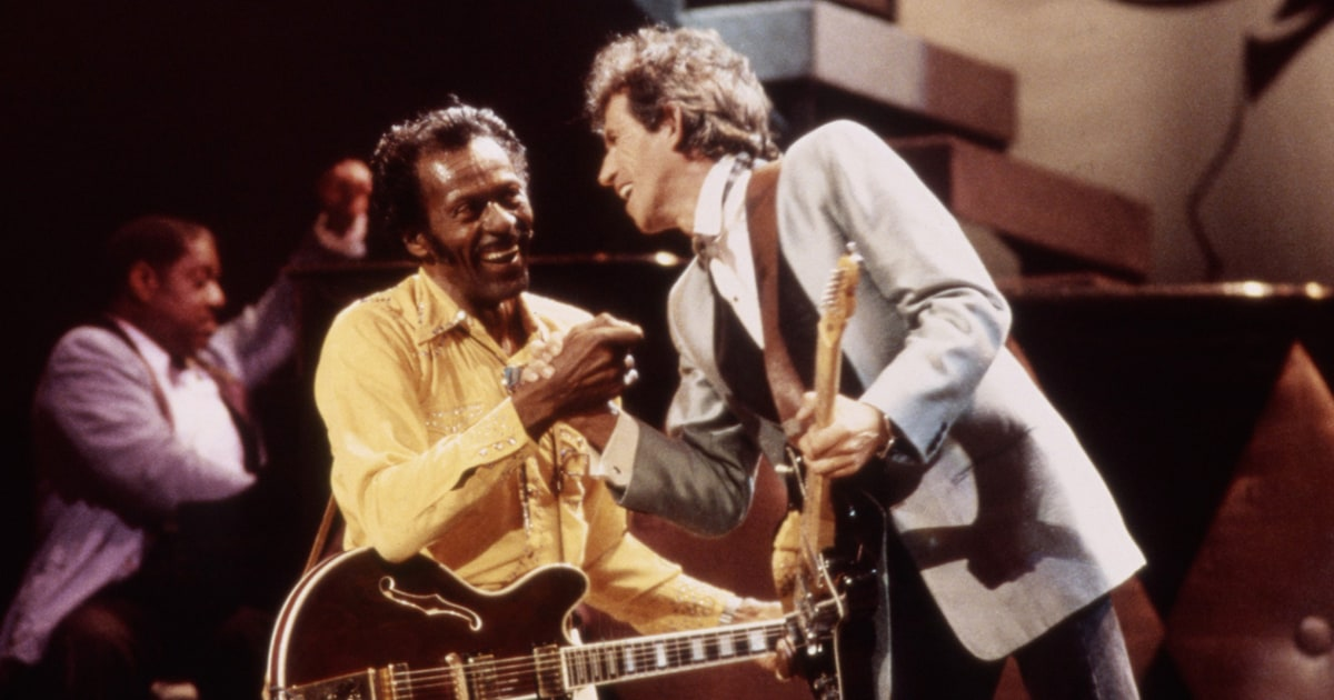 Keith richards on chuck berry the granddaddy of us all keith richards on chuck berry the granddaddy of us all rolling stone voltagebd Image collections