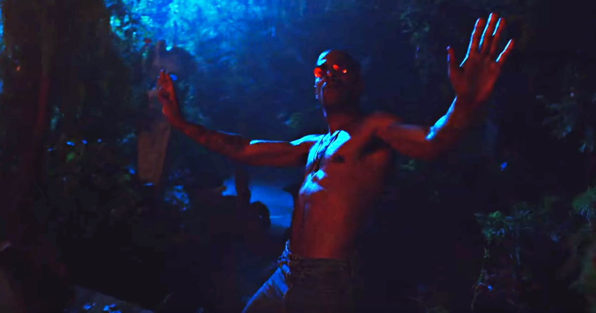 "Kid Cudi Drops His New Pharrell Assisted Single ""Surfin'"" news"