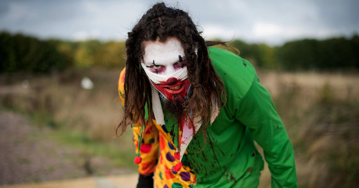 Killer Clowns Inside the Terrifying Hoax Sweeping America