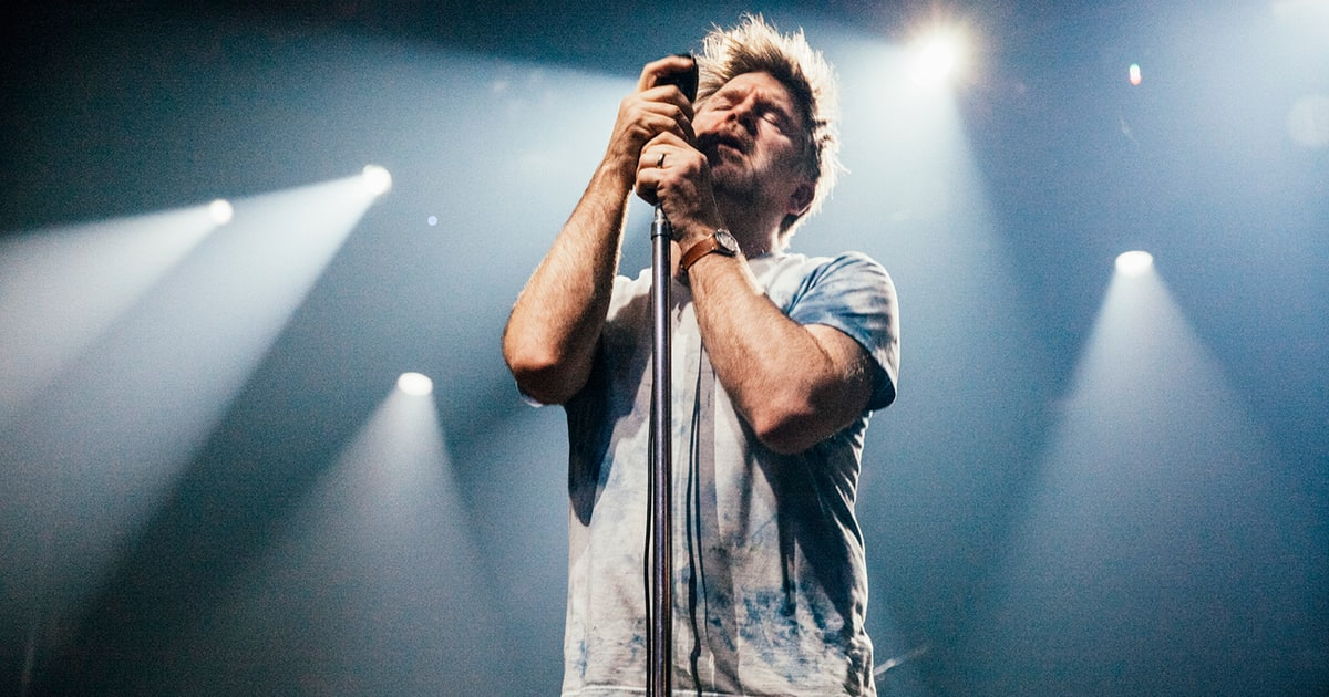 Lcd System Tour