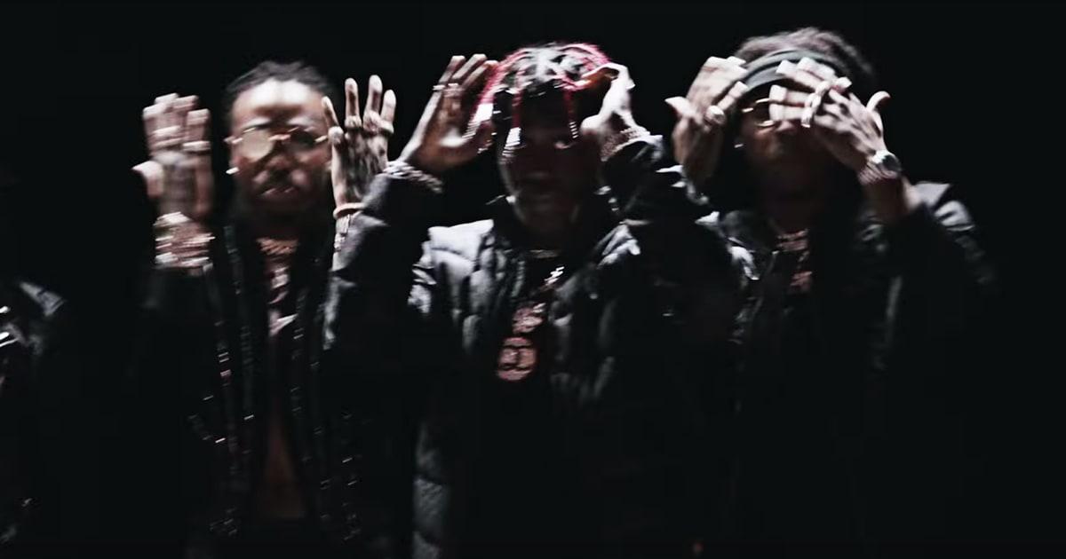 Watch Lil Yachty Migos Sleek Peek A Boo Video