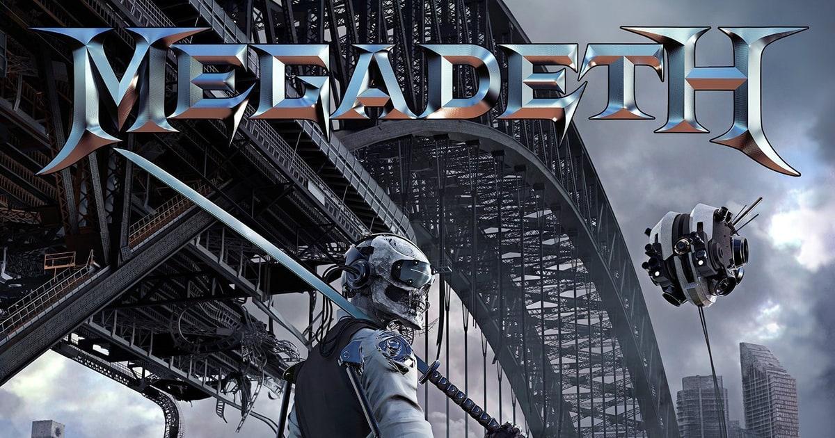 Top 20 Megadeth Songs - YouTube