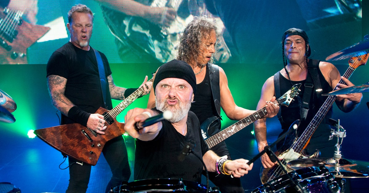5 Things You Didnt Know About Metallica news