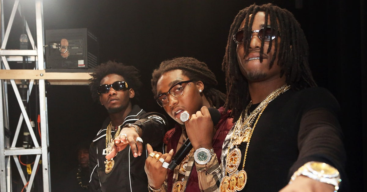 Migos Rolling Stone Interview Talks Cardi B Wedding: Hear Migos Proclaim 'I Can' On Sharp New Song