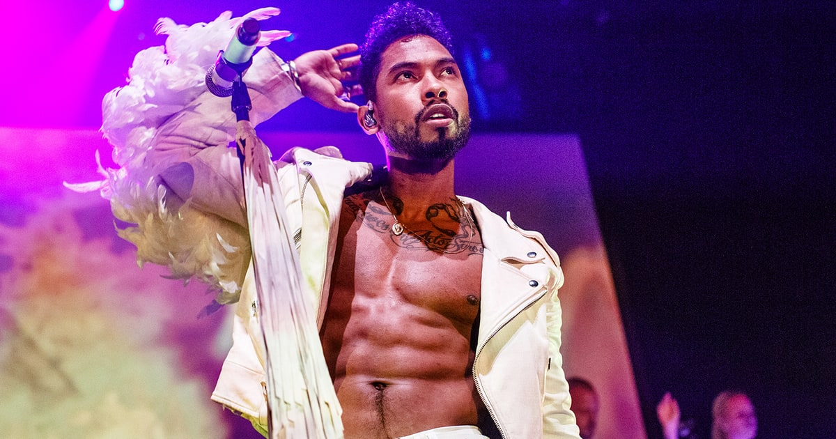 Hear Miguel S Scorching New Dance Song Cadillac