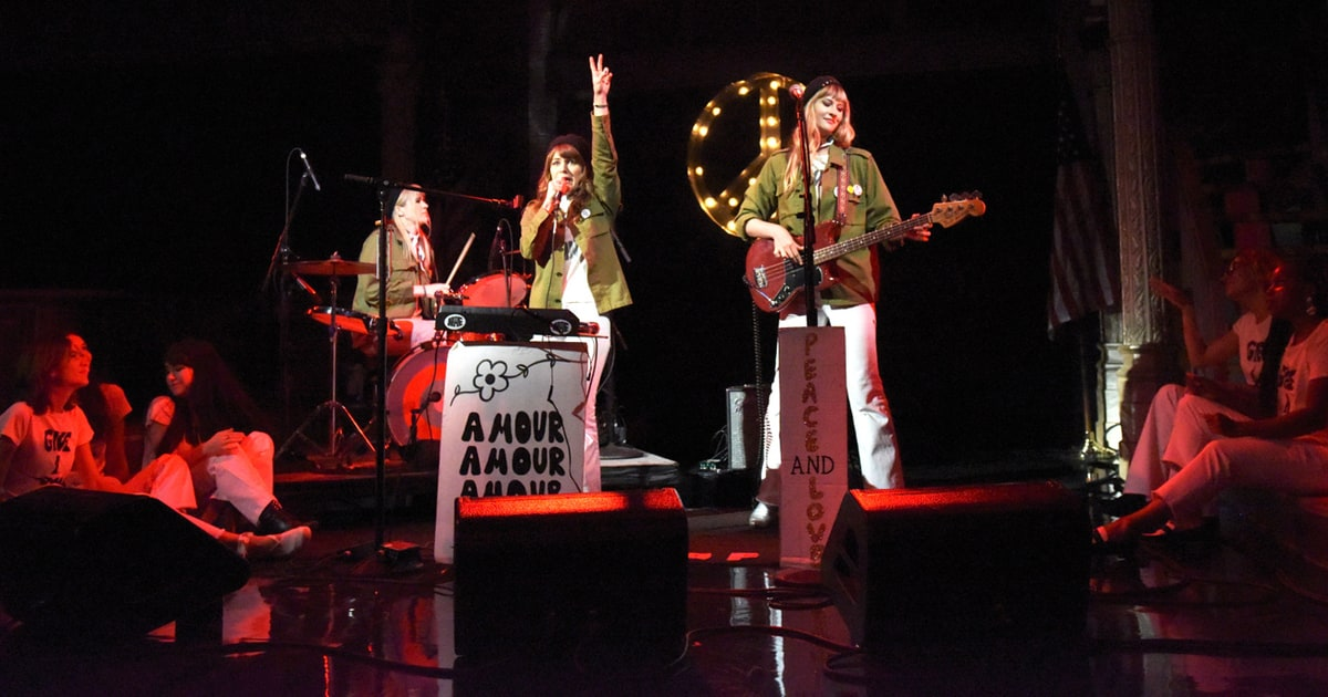 Jenny Lewis' Band Nice as F k Surprise Release Debut LP news