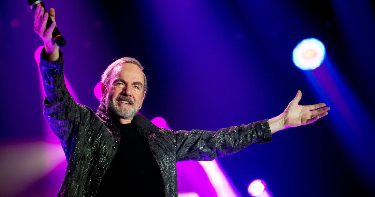 Neil Diamond Talks 50th Anniversary Tour, New Christmas LP ...