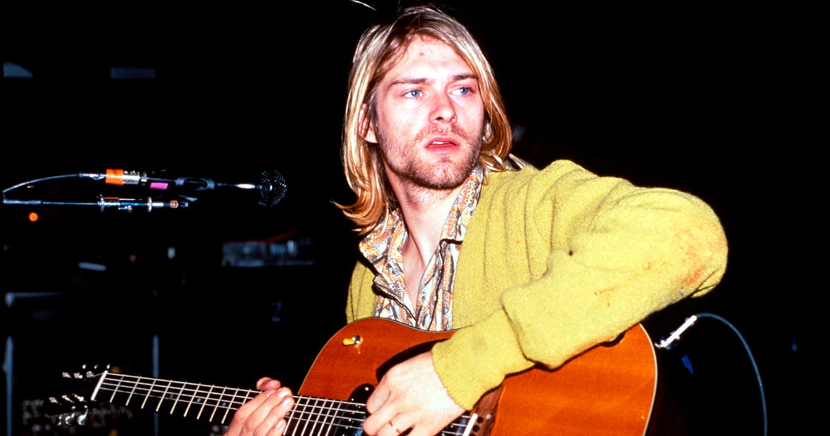 Nirvana, on 'Bleach' Tour, Play Chicago in 1989: Flashback ...
