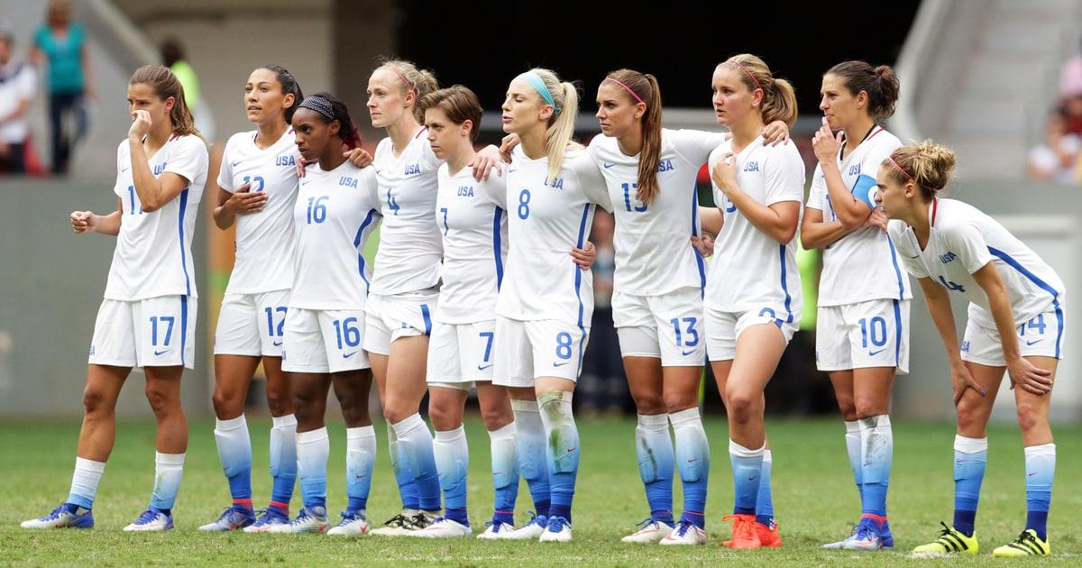 Rio Olympics: U.S. Women's Soccer Shocks With Loss to ...