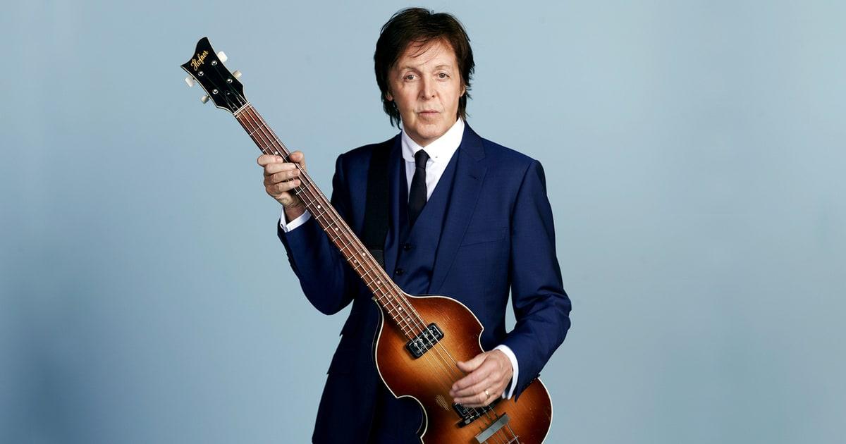 Paul McCartney on Touring, Beatles Hits, Kanye and Jay-Z ...