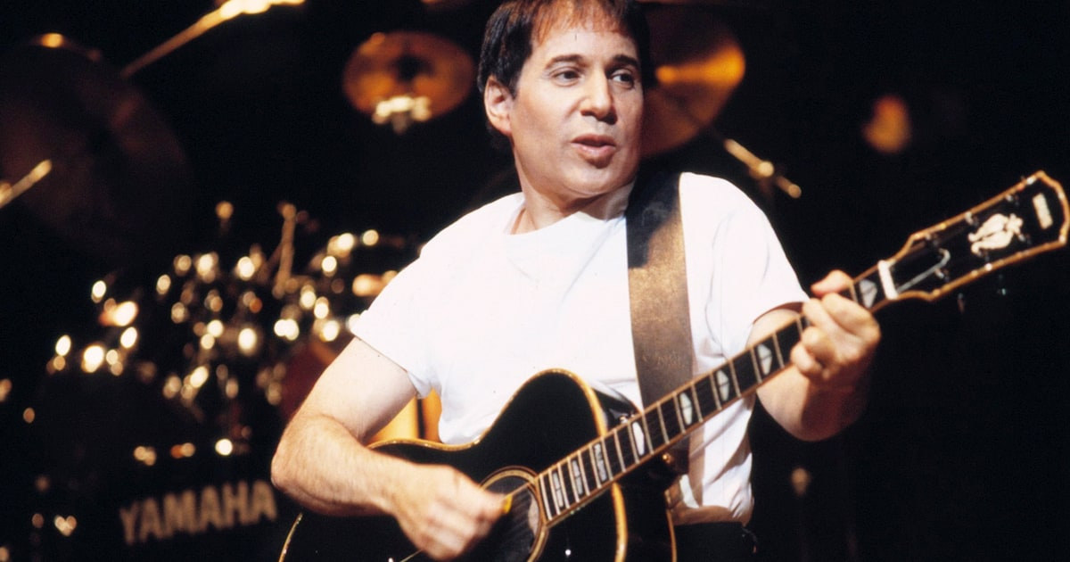 weekend rock question what 39 s the best paul simon song rolling stone. Black Bedroom Furniture Sets. Home Design Ideas