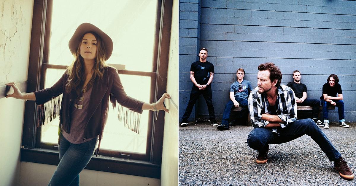 Pearl Jam - In Rock We Trust