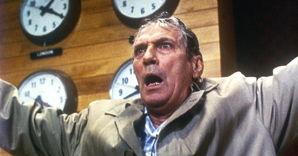 Peter Finch's 'Network' Golden Globe Goes to Auction ...