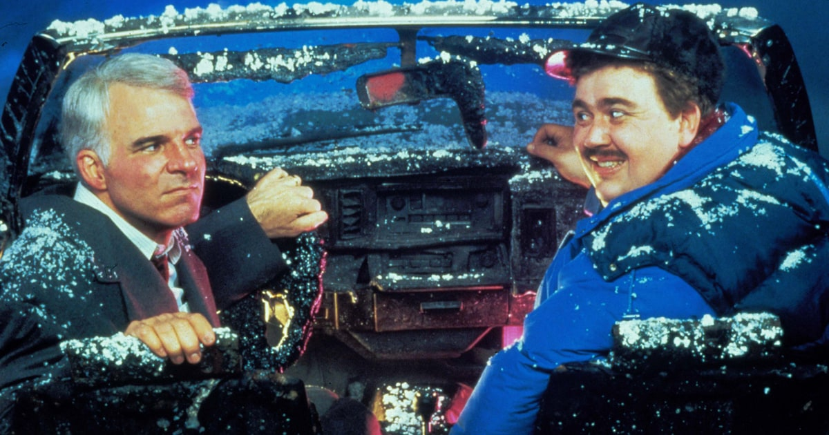 Road King Classic >> 'Planes, Trains & Automobiles': Best Thanksgiving Movie ...
