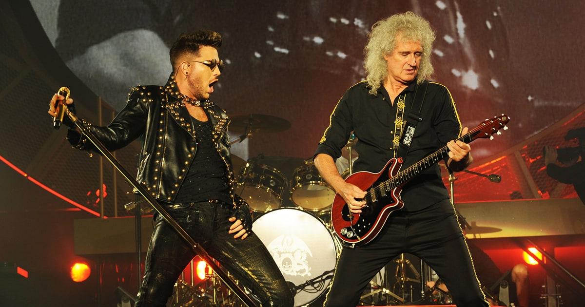 Queen + Adam Lambert on Honoring Freddie Mercury's Legacy ...
