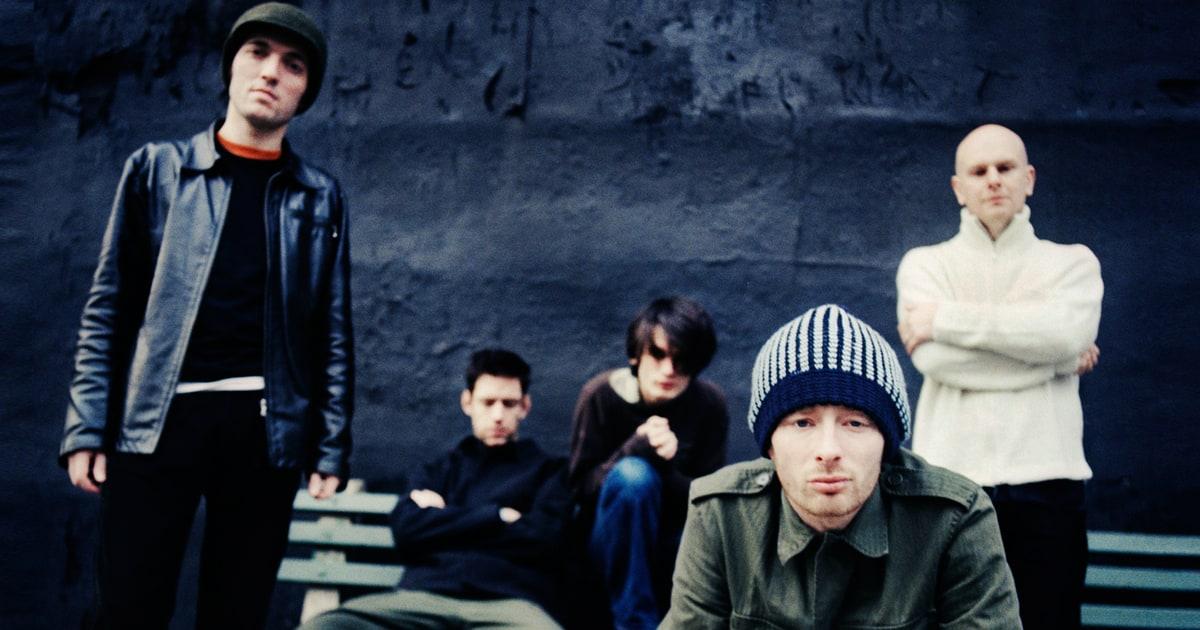 Radiohead Detail 'OK C...