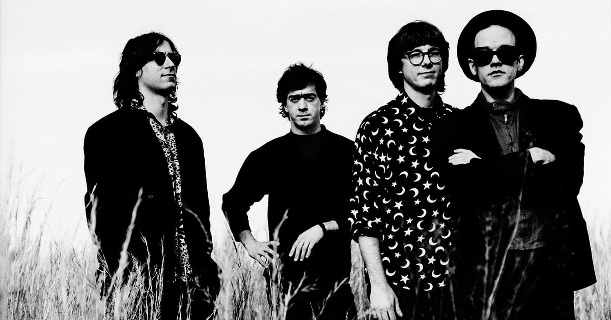 Hear R.E.M.'s Unearthed 'Shiny Happy People' Demo ...