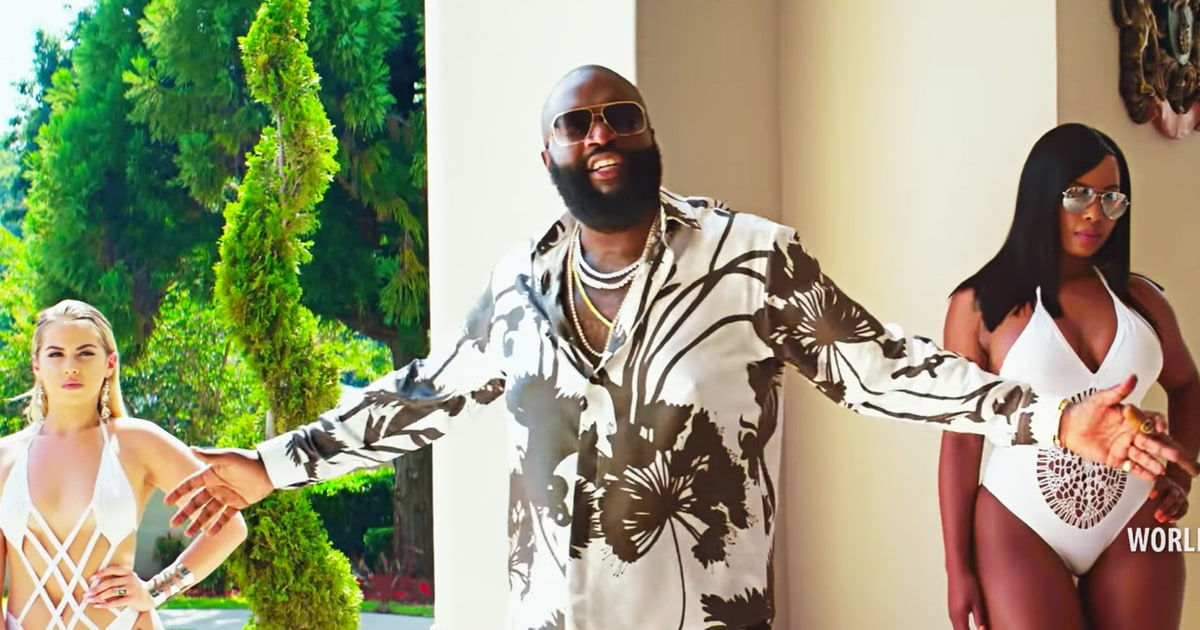 Rick Ross Slaps Streetwear Brand DGK With a Lawsuit news