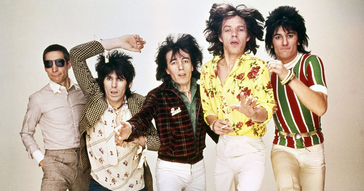 Rolling Stones' Revealing New York Exhibit: What to Expect ... Rolling Stones News