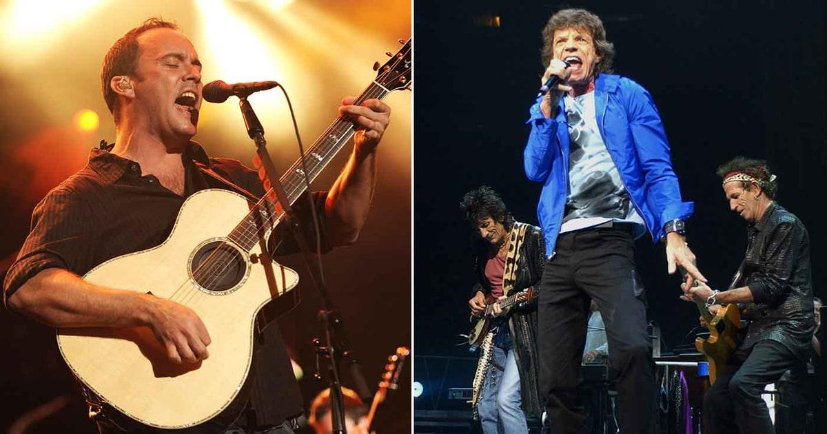 Rolling Stones, Bob Dylan Thrill With Iconic Songs at Desert Trip Night 1 news