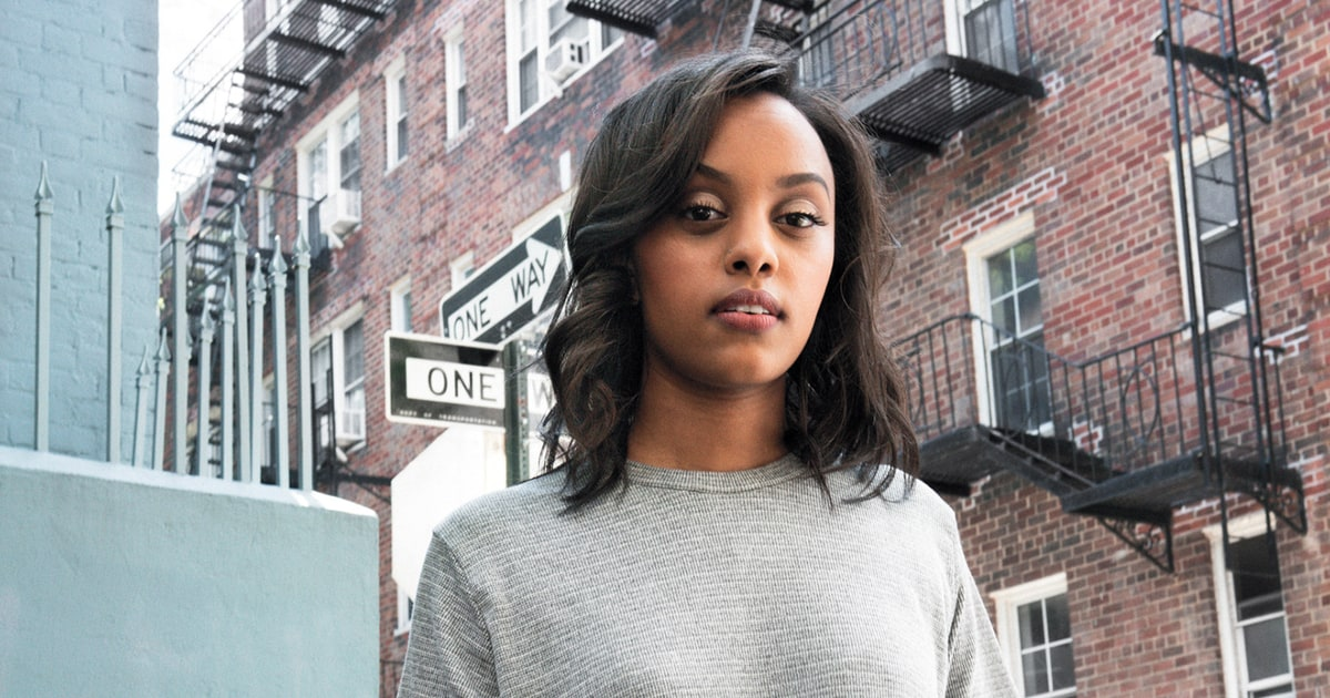 60 Year Anniversary >> Inside Ruth B's Outspoken Debut - Rolling Stone