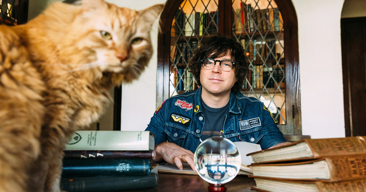 Ryan Adams Reveals Quirky Prisoner End Of World Box Set