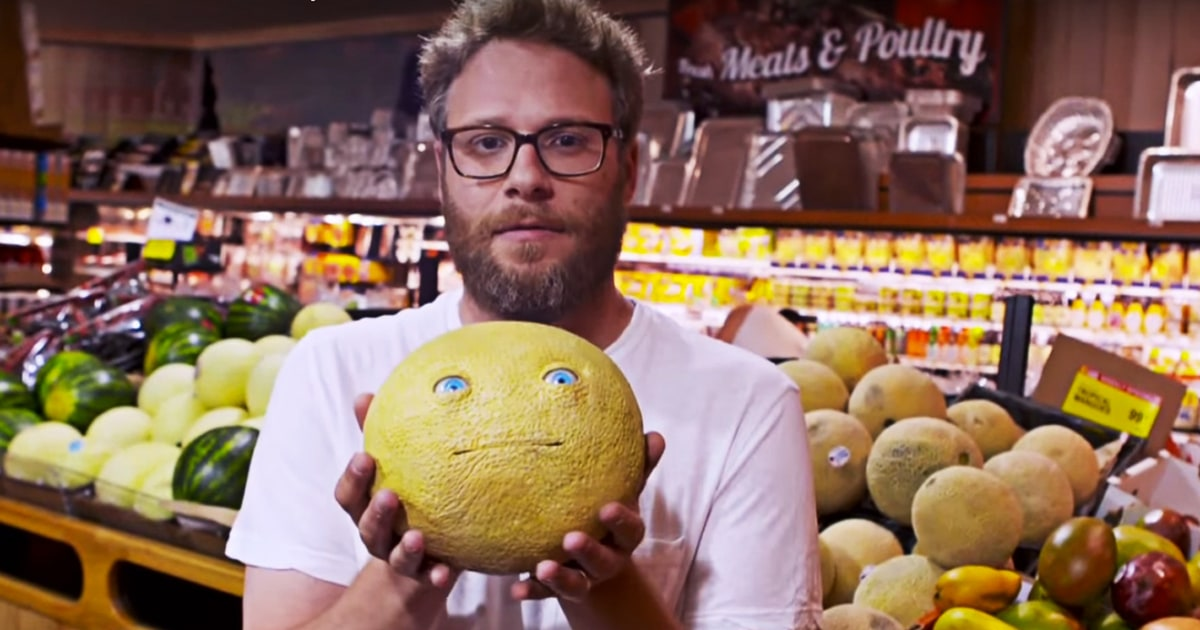 Seth Rogen New Food Movie Trailer