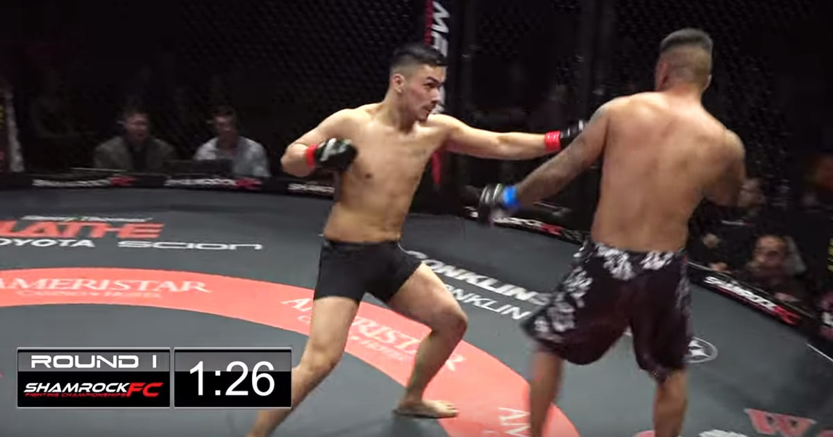 Double Knockout Mma