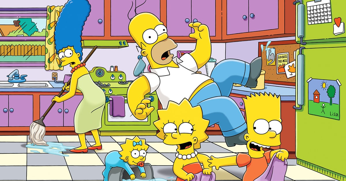 'Simpsons' Plot All-Star Hip-Hop Homage to 'Great Gatsby' - Rolling Stone