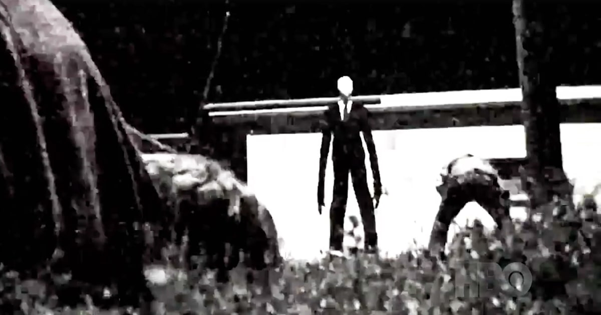 See Chilling Trailer For Hbo S Beware The Slender Man